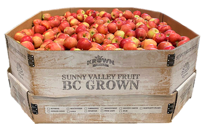 Sunny Valley Fruit Apples