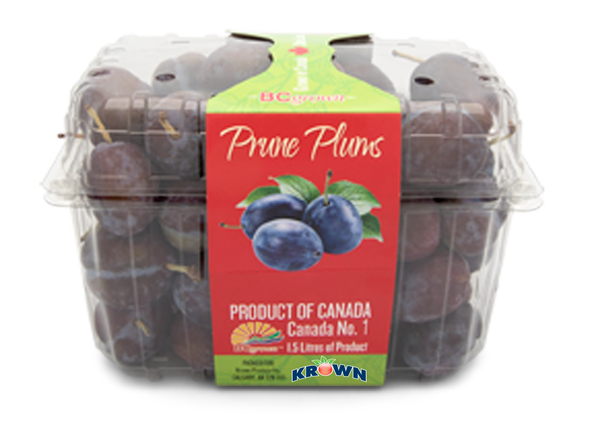 Sunny Valley Fruit Prune Plums