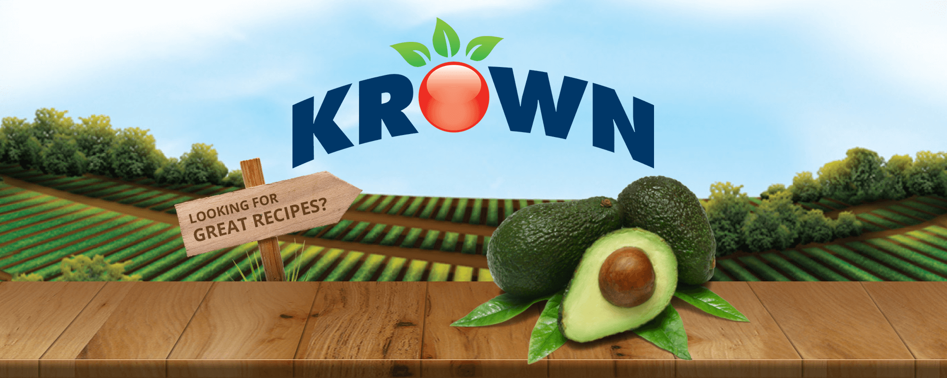 Krown Produce   A leading supplier in fruits and vegetables