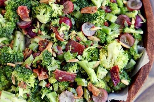 Best ever broccoli salad banner 2