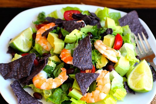Southwest Shrimp Salad Banner 2