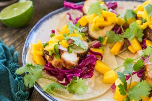 grilled_chicken_Tacos_mango_salsa